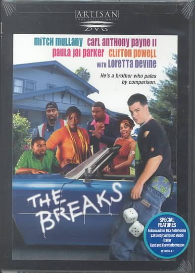 BREAKS BY MULLANEY,MITCH (DVD)